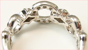 CAPRA ダイヤモンドリング 9197AN